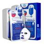 可莱丝美迪惠尔(Mediheal)水润保湿面膜10片水库针剂(补水 男女护肤适用)
