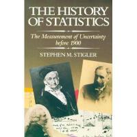 【预订】The History of Statistics: The Measurement of