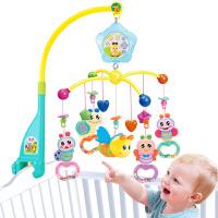 音乐旋转摇铃玩具 婴儿宝宝床头铃0-1岁3-6-12个月