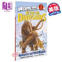【中商原版】恐龙世纪Afterthe Dinosaurs Mammoths and Fossil Mammals