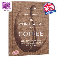 【中商原版】世界咖啡地图 英文原版 The World Atlas of Coffee James Hoffmann 詹姆斯霍夫曼Mitchell Beazley