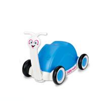 儿童学步车滑行车过家家手推车 助步踏行玩具车四轮溜溜车