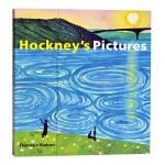 【预订】英文原版 Hockney's Pictures 大卫.霍克尼作品集 David Hockney