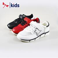 红蜻蜓童鞋男童小中大童舒适透气板鞋休闲鞋