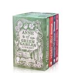 英文原版小说 Anne of Green Gables Library 4册套装 绿山墙的安妮Anne of Gree
