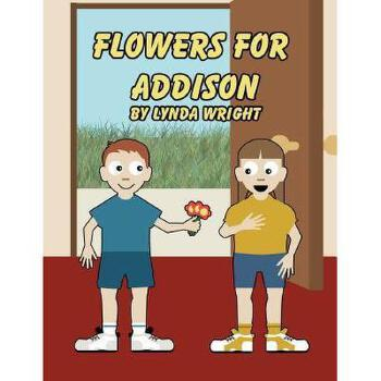 【预订】Flowers for Addison 美国库房发货,通常付款后3-5周到货!
