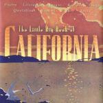 【预订】The Little Big Book of California