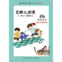 风行水上:成语里的精彩生活 王钢 中学生课外读物书籍