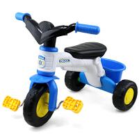 儿童三轮车小孩自行车童车玩具男女宝宝2-3-4岁脚踏车单车