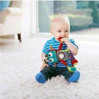 婴儿摇铃 风铃 婴儿推车挂件 宝宝床挂床绕床头摇铃 新生儿玩具