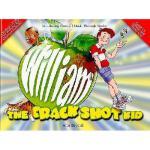 【预订】William the Crack Shot Kid [With CD (Audio)]