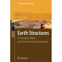 【预订】Earth Structures: In Transport, Water and