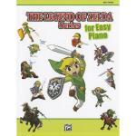 【预订】The Legend of Zelda: Easy Piano