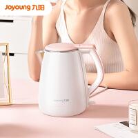 九阳(Joyoung)电热水壶家用1.5L热水壶烧水壶自动断电保温一体开水壶K15FD-W130(白)