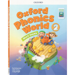 (100减20)新版 oxford phonics world 2 Short Vowels 牛津自然拼读法 英文原版