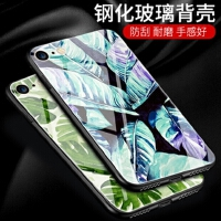 支持礼品卡 iPhone6s plus 钢化玻璃手机壳 苹果6splus 保护套 iphone6 软 6p 硅胶套 小