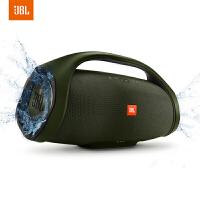 【当当自营】JBL Boombox 绿色 音乐战神 便携式蓝牙音箱 低音炮 户外音响