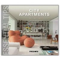 ESSENTIAL TIPS: CITY APARTMENTS城市公寓 建筑 室内空间 装饰设计书籍