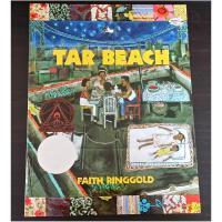 英文原版 Tar Beach 焦油海滩 1992年凯迪克银奖 儿童英语读物