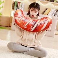 仿真食物抱枕创意抱枕靠垫毛绒玩具恶搞怪男女生礼物睡觉毛绒玩具