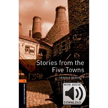 Oxford Bookworms Library: Level 2: Stories from the Five Towns MP3 Pack