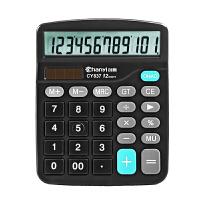 计算器语音大按键12位学生财务会计办公用品计算机