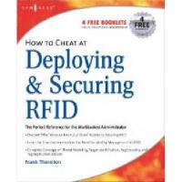 【预订】How to Cheat at Deploying and Securing RFID