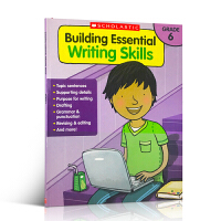 英文原版 Building essential writing skills grade 6 写作技巧 小学生练习册
