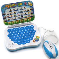 儿童礼物早教机益智故事学习机中英文点读机 电脑玩具升级充电版