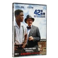 正版电影dvd光盘42号传奇查德维克・博斯曼哈里森・福特电影DVD9