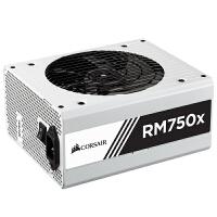 【当当正品店】美商海盗船RM750x额定功率750W电源主机电脑台式静音高效全模组白色
