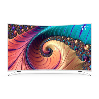 康佳(KONKA)LED55UC3 55英寸超薄曲面36核4K HDR人工智能电视