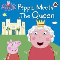 粉红猪小妹:见女王【现货】英文原版童书 Peppa Pig: Peppa Meets the Queen 小猪佩奇