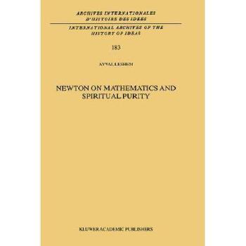 【预订】Newton on Mathematics and Spiritual Purity 美国库房发货,通常付款后3-5周到货!