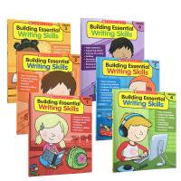 英文原版绘本Scholastic Building Essential Writing Skills Grade 写作技