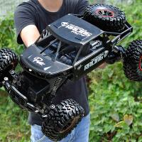 男孩高速大脚攀爬赛车儿童玩具越野四驱车充电动无线遥控汽车