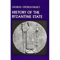 【预订】History of the Byzantine State