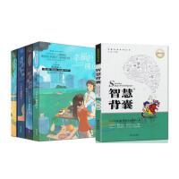 邓秀茵小大人系列全套装4册+智慧背囊精华版小天堂+纯纯的守护神+幸福的味道+一封迟来的信 学生儿童成长小说7-10-1