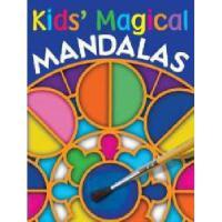 【预订】Kids' Magical Mandalas