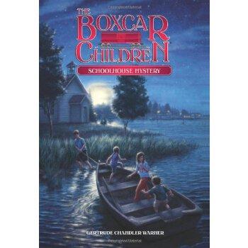 The Boxcar Children Mysteries #10 Schoolhouse Mystery 棚车少年10:校舍之谜 ISBN9780807572634