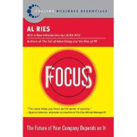 【预订】Focus: The Future of Your Company Depends on It