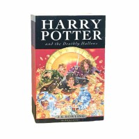HARRY POTTER AND THE DEATHLY HALLOWS (哈利.波特与死亡圣器)-campus