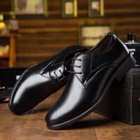 宜驰 EGCHI 皮鞋子男士工作正装商务耐磨男 K9928