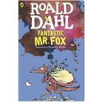 【现货】英文原版 了不起的狐狸爸爸 Fantastic Mr. Fox 8-12岁适读 罗尔德・达尔系列 新版封皮 (