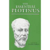 【预订】The Essential Plotinus