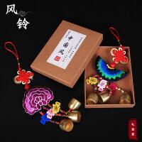 特色家居装饰挂饰礼品 中国结端午节香包铃铛挂件