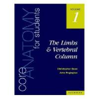 【预订】Core Anatomy for Students: Vol. 1: The Limbs and
