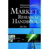 【预订】Market Research Handbook: Measurement, Approach and