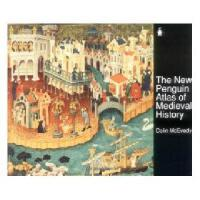 【预订】The New Penguin Atlas of Medieval History: Revised