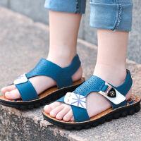 夏季新款男童凉鞋儿童鞋男潮学生中大童男生沙滩鞋